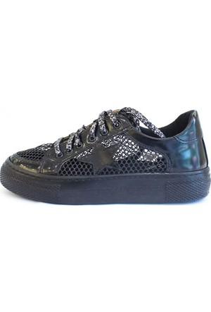 Shop And Shoes 031-103F Kadın Ayakkabı Siyah