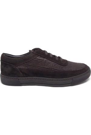 Shop And Shoes 093-5870 Erkek Ayakkabı Kahve