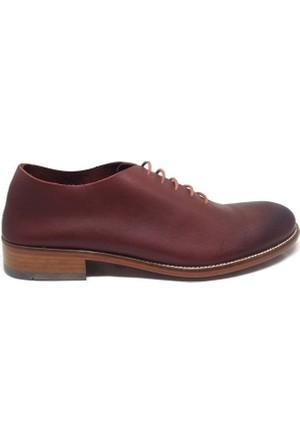 Shop And Shoes 093-840 Erkek Ayakkabı Bordo