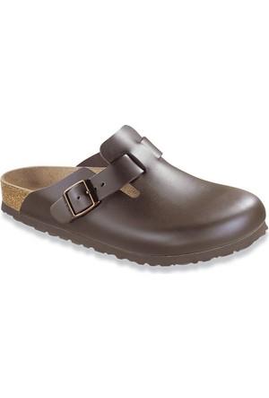 Birkenstock 105-060103B Boston Nl Kadın Sandalet Dark Brown