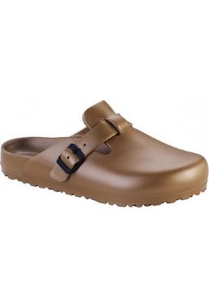 Birkenstock 105-1002766B Boston Eva Kadın Sandalet Metallic Copper