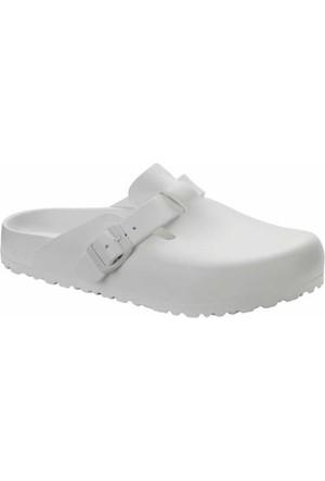 Birkenstock 105-127133B Boston Eva Kadın Sandalet White