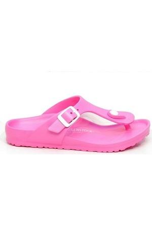 Birkenstock 105-128463K Gizeh Eva Çocuk Sandalet Neon Pink