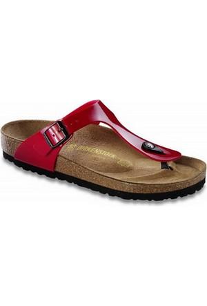 Birkenstock 105-743191E Gizeh Bf Erkek Sandalet Tango Red Patent