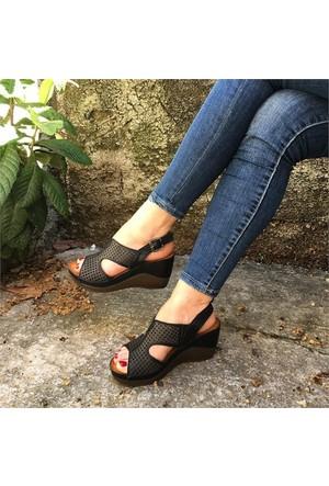 Shop And Shoes 122-07-14 Kadın Ayakkabı Siyah