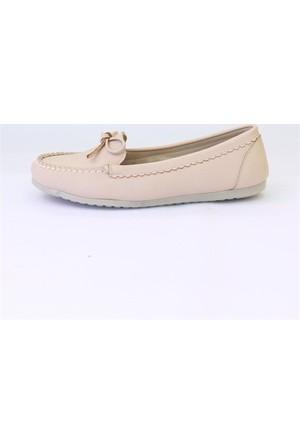 Shop And Shoes 155-2403 Kadın Ayakkabı Ten