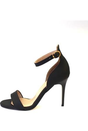Shop And Shoes 164-10 Kadın Ayakkabı Siyah