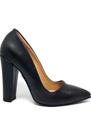 Shop And Shoes 164-260 Kadın Ayakkabı Siyah