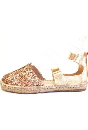 Shop And Shoes 172-1403 Kadın Ayakkabı Rose Camkırığı