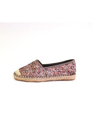 Shop And Shoes 172-2403 Kadın Ayakkabı Multi Camkırığı