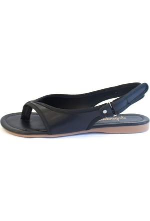 Shop And Shoes 190-079 Kadın Ayakkabı Siyah