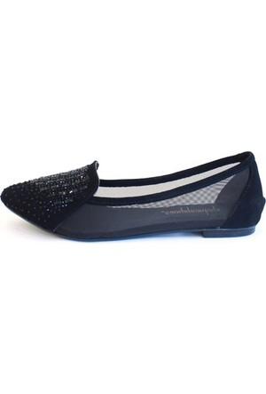 Shop And Shoes 190-150 Kadın Ayakkabı Siyah