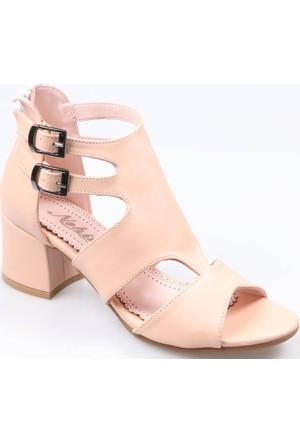 Nehir Bayan Topuklu Yazlık Ayakkabı