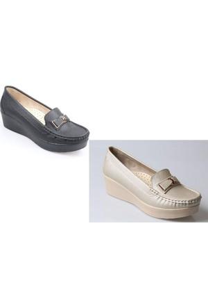 Oc Bayan Günlük Rahat Tımber Ayakkabı