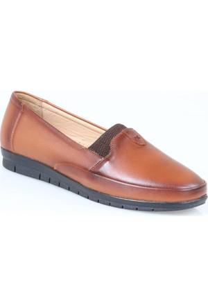 Tardelli Büyük Numara Ortapedik Bayan Ayakkabı