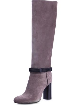 Lanvin Kadın Çizme Gri