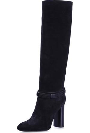 Lanvin Kadın Çizme Siyah