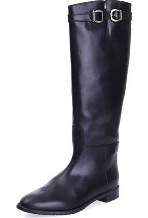 Stuart Weitzman Kadın Çizme Siyah