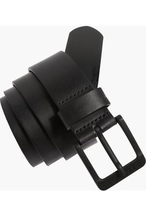 Levi's Erkek Hakiki Deri Kemer 38016-0033 Free Gun Metal Belt