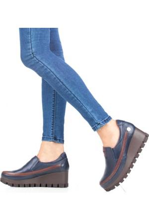 Mammamia Kadın Dolgu Topuklu Ayakkabı