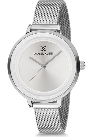 Daniel Klein 8680161328100 Hasır Kordonlu Kadın Kol Saati