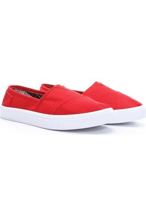 I'm Limited Edition Kadın Keten Ayakkabı 580-1740-0251016