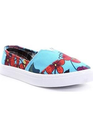 I'm Limited Edition Kadın Keten Ayakkabı 580-1740-0251055