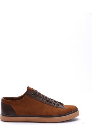 19V69 Italia Erkek Hakiki Deri Ayakkabı 7Vok60451-05160