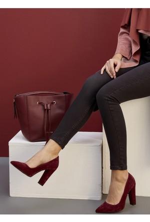 Y-London Kadın Stiletto Ayakkabı 569-8-1111-025827