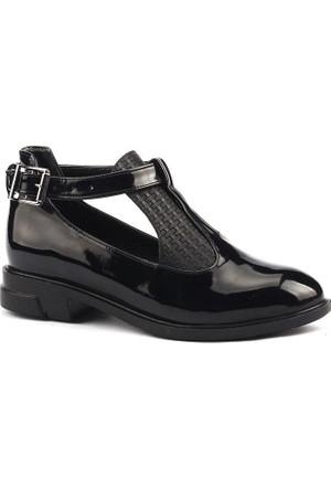 Ayakland 132 Günlük Bayan Rugan Ayakkabı