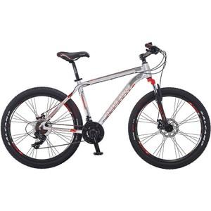 salcano ng650 26md18 disk fren bisiklet - gri