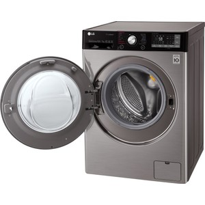 lg f4j9jhp2t 10,5 7 yıkama a gri kurutmalı çamaşır makinesi