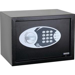 rem elektronik şifreli ve anahtarlı çelik para kasası