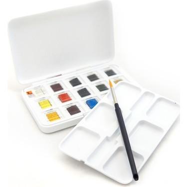 Talens Van Gogh Suluboya Seti 12+3 Renk (Fırça Hediyeli) Fiyatı