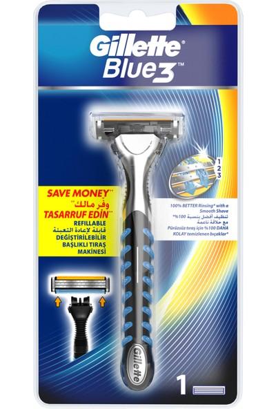 Gillette Blue 3 Tıraş Makinesi