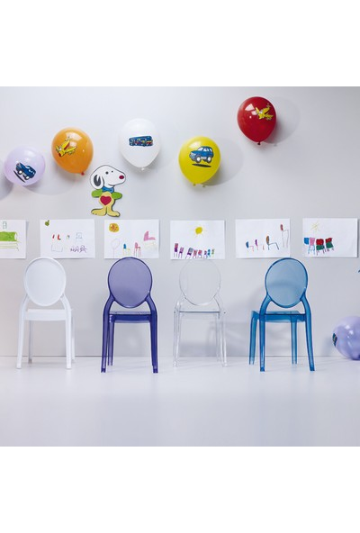 Siesta Contract Baby Elizabeth Çocuk Sandalyesi - Mavi