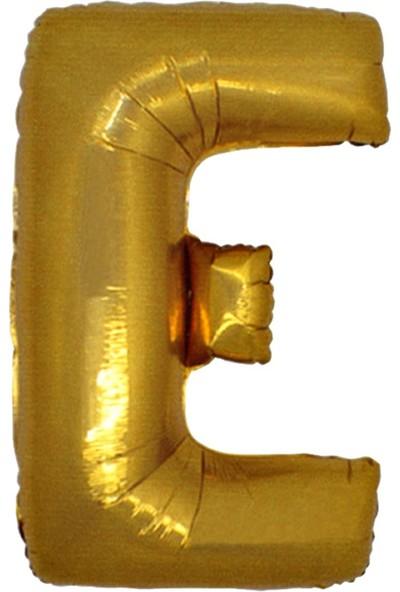 Kbkticaret E Harfi 100 Cm Harf Balon