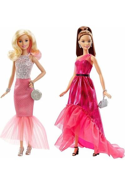 Barbie Dgy69 Barbıe Büyüleyici Pembe Elbisesi