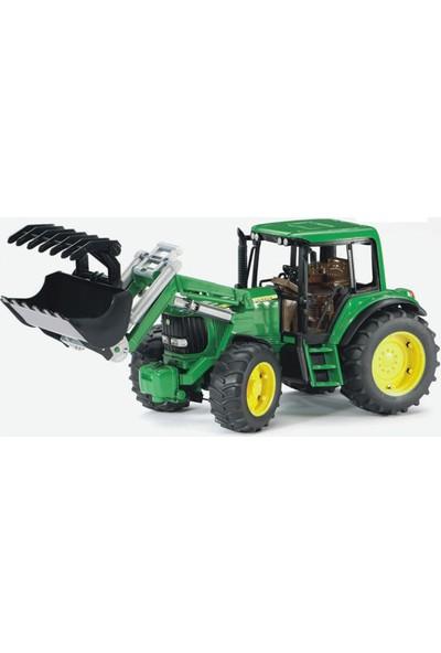 Bruder Kepçeli Traktör 6920 John Deere BR02052