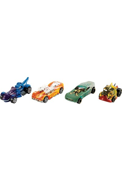 Hot Wheels Bhr15 Hw Renk Değiştiren Arabalar