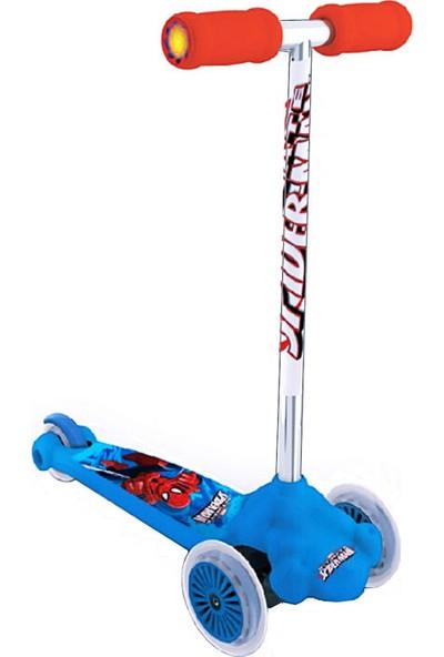 Sunman Spiderman 3 TekerlekliScooter
