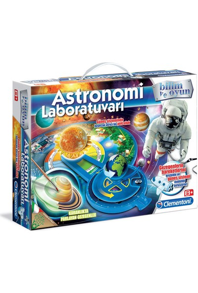 Clementonı 64570 Astronomi Laboratuvarı /Deneyseti +8 Yaş