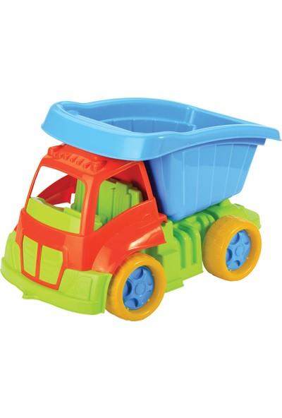Fen Toys 01373 Jumbo Damperli Kamyon 55 Cm