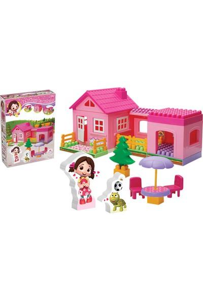 Fen Toys 03253 Niloya Tek Katlı Ev Bloklar