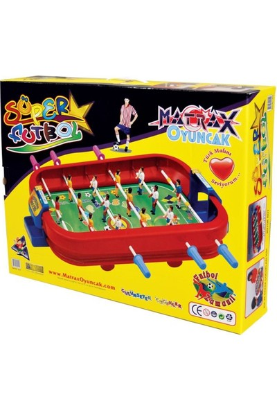 Akçiçek Süper Star Soccer Langırt