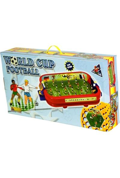 Akçiçek World Cup Futbol Oyunu