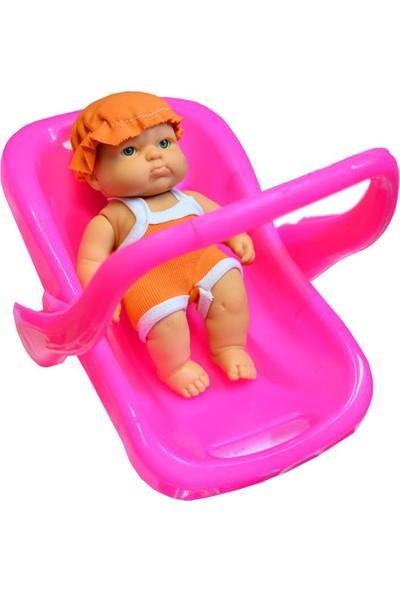 Efe Oyuncak 816 Bebekli Anakucağı Mini Sevimli