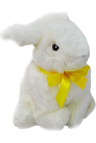 Birlik 590564 Pofuduk Beyaz Tavşan 16Cm