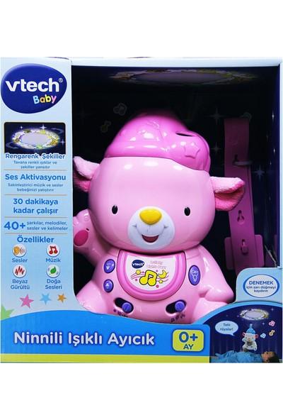 Vtech Baby Ninnili Işıklı Pembe Ayıcık