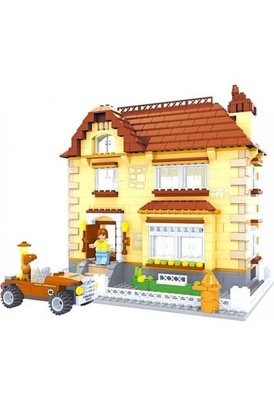 Bircan Lego Ausini 828 Parça City Seti